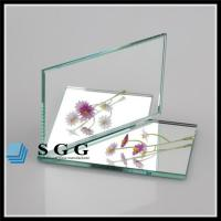 Wholesale 3mm 4mm 5mm 6mm double coated silver mirror aluminum mirror environmental protection mirro from china suppliers