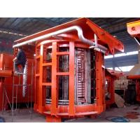 Wholesale Steel Melting Induction Furnace , Automatic Metal Furnace 60T / 70T from china suppliers