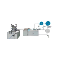 Wholesale PLC Control One Time Surgical Face Mask Machine from china suppliers