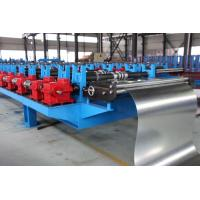 Best 0-35m/min Roof Sheet Bending Machine , Roof Roll Forming Machine By chain wholesale