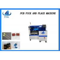 Wholesale High Quality  Visual camera Cheapest Price pick and place machine from china suppliers
