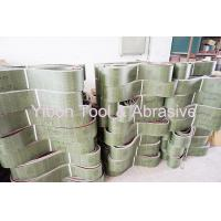Wholesale Factory price  Aluiminum oxide abrasive belt for polishing wood from china suppliers