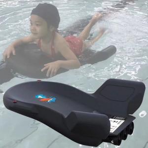 Buy cheap Direct Controlling Electric Body Board , Water Propelled Board 7.8 AH 120 Watt from wholesalers
