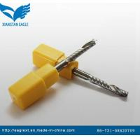 Singel Flute Spiral Miiling Cutter Bits for Acrylic