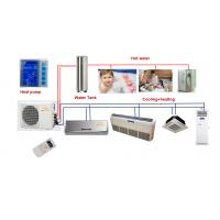 Best Home usage air source heat pump with air conditioner wholesale