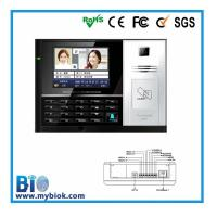 Biometric time recording with ID standard Bio-S900 for sale