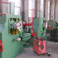 Wholesale Alloy Steel Ring Rolling Machine High Working Efficiency With 4 Guide Pin from china suppliers