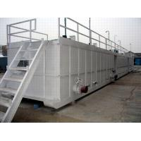 Wholesale Mud Tank for Driling Fluid cuttings waste Storage Equment,solids control from china suppliers