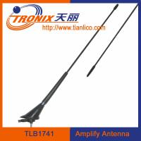 Wholesale roof mount car electronic antenna/ black color car amplifier antenna/ car am fm antenna TLB1741 from china suppliers