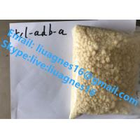 China 5CL-ADB-A  Best Research Chemicals New Cannabinoids Raw Materials Yellow Powder 99.7% Purity on sale
