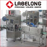 Automatic Shrink Sleeve Label Machine , Label Applying Machine 220V 50/60Hz for sale