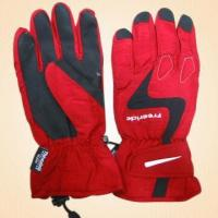 Wholesale Men's Winter Ski Gloves in Two Colors from china suppliers