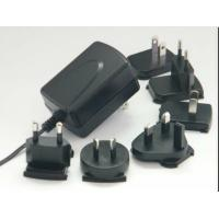 China 15W - 24W wall mount Universal AC Power Adapter For Router , CCTV , Digital Camera for sale