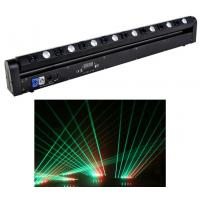 China 3watts Laser Stage Light Rgb Laser Moving Head Disco Laser Lighting Led Lighting on sale