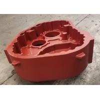 Smooth Surface Truck Parts Clutch Housing With Shot Blasting Surface Treatment for sale