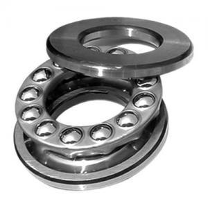 Wholesale C4 51100 Thrust ball bearing 2RZ crossed , machine bearings from china suppliers