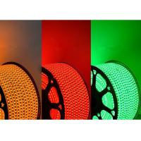 Wholesale 5050 SMD 220v RGB Led Strip, Color Changing Led Light Strips 120 Degree Lighting from china suppliers