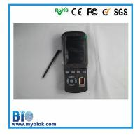 Touch Screen Mobile Fingerprint Reader Attendance with GPRS Bio-PH03 for sale