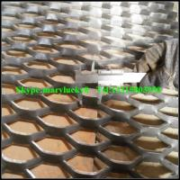 Wholesale Galvanized Expanded metal mesh/Hexagonal hole expanded metal mesh/expanded metal mesh from china suppliers