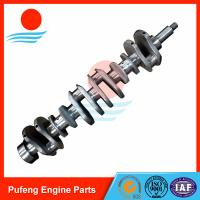 Wholesale automobile spare parts Hino crankshaft W06D from china suppliers