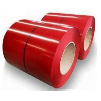 Wholesale CGCC Pre Painted Galvanized Iron Sheets , Prepainted Steel Coil DIN Standard from china suppliers