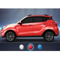 Wholesale Single Level Automatic Electric Car , 25 KW Motor Power 100km/H Electric Little Cars from china suppliers