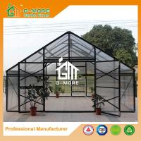 Wholesale Aluminum Greenhouse-Titan series-606X506X302CM-Green/Black Color-10mm thick PC from china suppliers