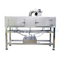 Wholesale shrink lable steam tunnel with conveyor and steam generator for big bottle label shrinking from china suppliers