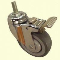 Wholesale Lightweight Medium-Duty Caster Made of Different Materials from china suppliers