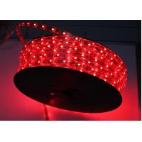 Wholesale 60 Leds / M IP67 Flexible Led Strip Lights, 220 Volt Red Led Light Strip from china suppliers