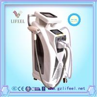 Wholesale newest beauty equipment opt shr ipl e light RF laser hair removal machine from china suppliers