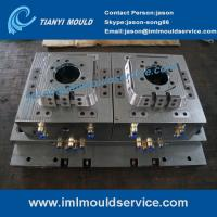 Wholesale thin wall plastic injection mould with IML, 500g thin wall container mould with IML from china suppliers