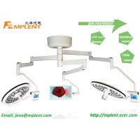 China ZW-700/500DV 160000Lux LED OT Light with Camera , Three Arm Dental Ceiling LED for sale