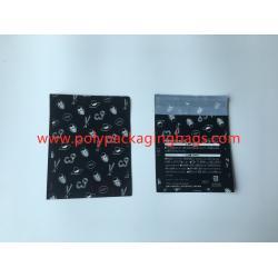 China Irregular Shape Self Adhesive Plastic Bags Laminated Material And Heat Seal for sale