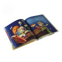 China Self Publish Book Printing Services For Print Hardcover Children's Book for sale