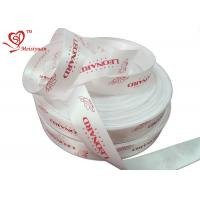 Silk Screen Decorative personalized favor ribbons 25mm For Perfume for sale