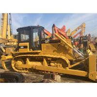 Used CAT D6 dozer with ripper Caterpillar D6G for sale