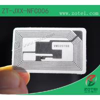 Wholesale NFC Sticker tag,Operating Frequency:13.56MHz from china suppliers