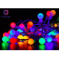 Wholesale Waterproof Ball Decorative Indoor String Lights Pure Copper 0.7 Inch Multi Color from china suppliers