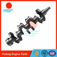 Wholesale TOYOTA 3K 4K 5K 7K Forklift Crankshaft 13411-76006-71 13411-13900 from china suppliers