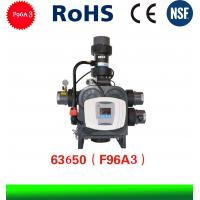 Wholesale Automatic Multi Port Valve Runxin Automatic Softner Control Valve F96A3 Big Flow Valve from china suppliers