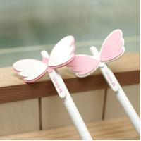 Wholesale Personalized Gift Pens With Angel Wings , Novelty Pens Wholesale from china suppliers