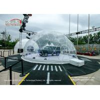 China PVC Fabric Large Geodesic Dome Tent for Events for Sale for sale
