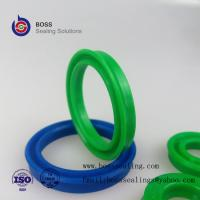 Buy cheap Hydraulic Rod Piston Seals Polyurethane Green Blue Yellow PU U-Cups, UNS/UHS from wholesalers
