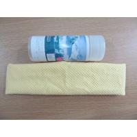 Wholesale Cotton material ice gel cool neck band for summer use from china suppliers