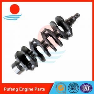 Wholesale automobile crankshaft manufacturer, HRC50 crankshaft for Hyundai ACCENT 1.4L 23111-26400 from china suppliers