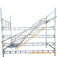 Best steel  construction company  for  Haki  scaffolding  system wholesale