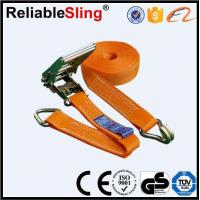 Best CE GS ISO approved Ratchet Tie Down Strap and color can customized wholesale