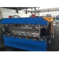 Best 5.5KW Motor Corrugated Colour Steel Roofing Sheet Roll Forming Machine Automatically wholesale