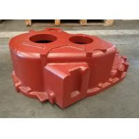 49kg Casting Small Parts , Truck Clutch Case With Smooth Surface for sale